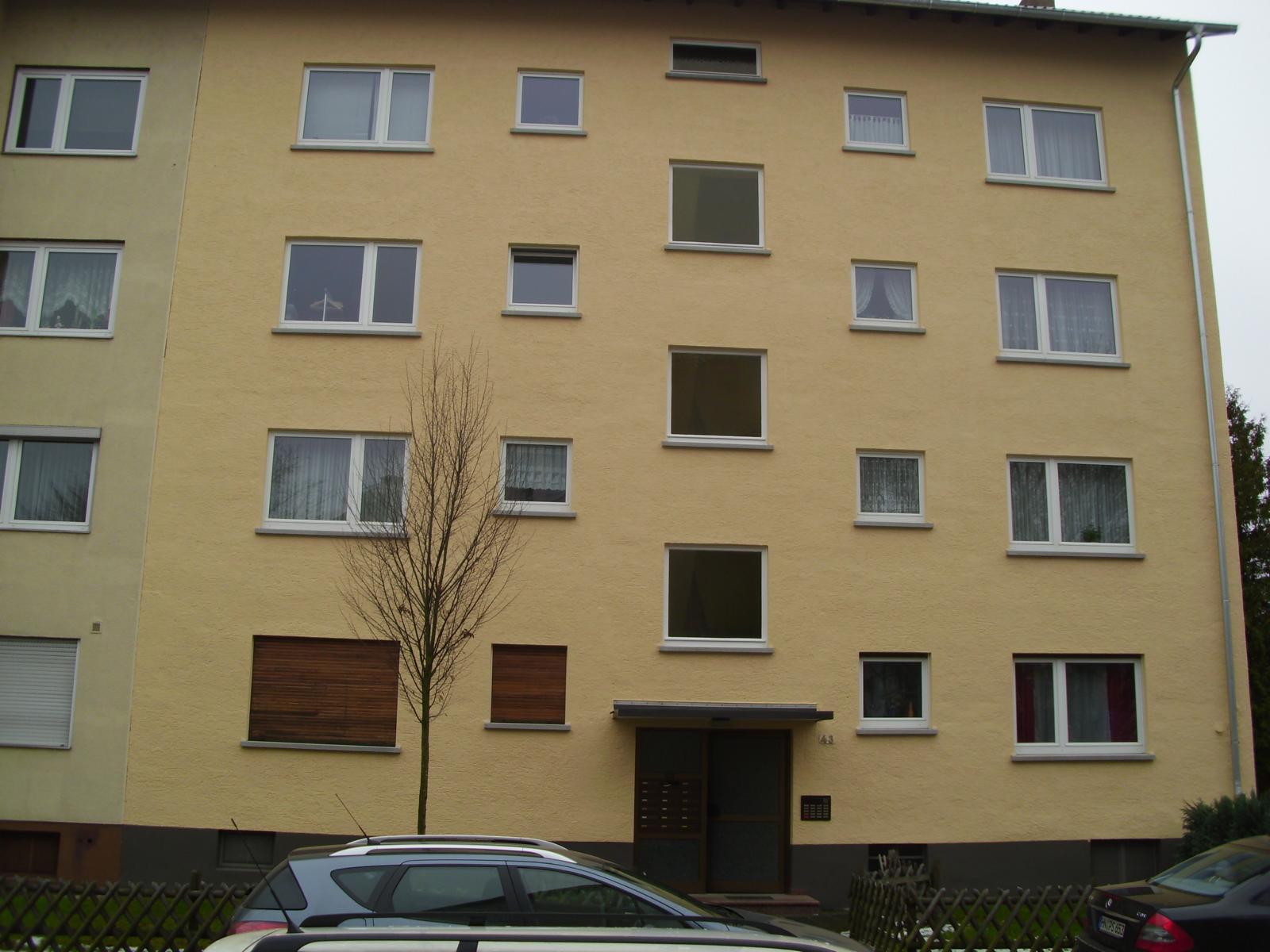 Mietshaus Niederrad
